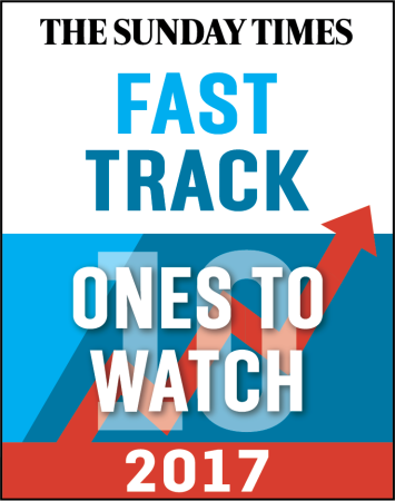 2017 Fast Track Ones to Watch 10 logo