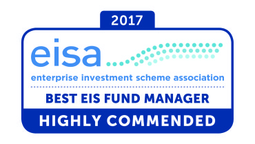 EIS Fund Manager 2017 – Highly Commended