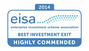 Best Investment Exit 2014 – Highly Commended