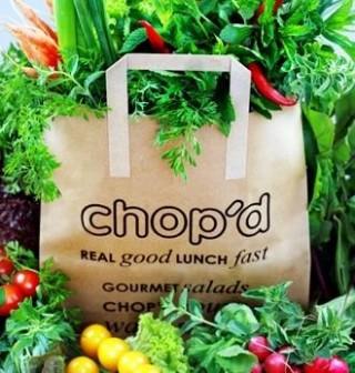 Chop'd bag