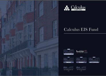 Calculus EIS fund - now open