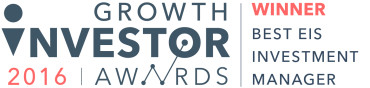 Growth Investor Awards – Best EIS Manager 2016