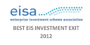 EISA – Best EIS fund manager 2012
