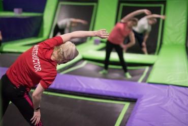 keep fit jumptastic